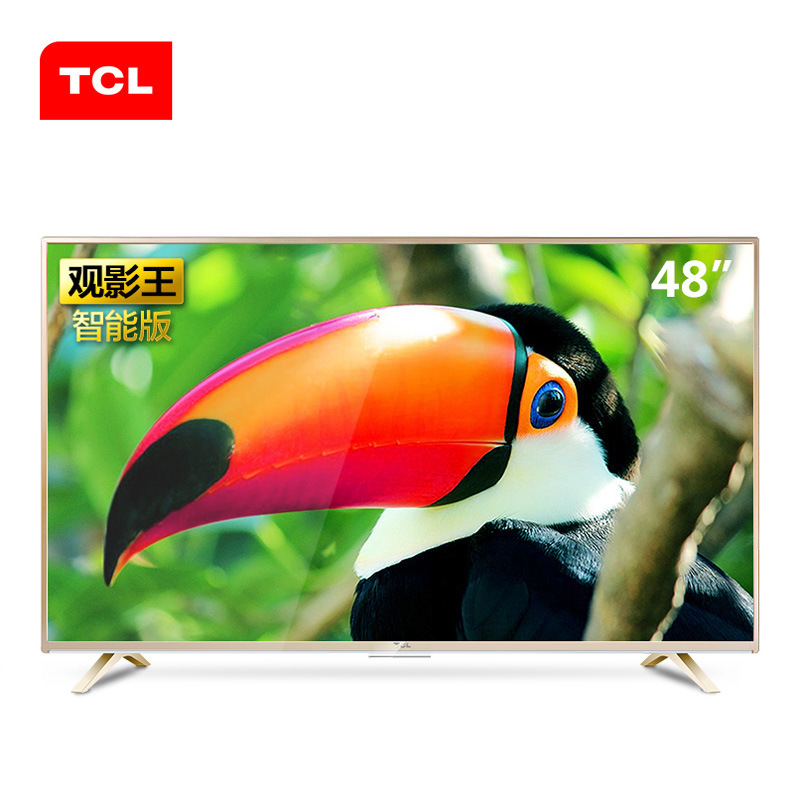 Tivi LCD   TCL D48A810 48 Inch View King intelligent version of the eight core smart flat-panel TV