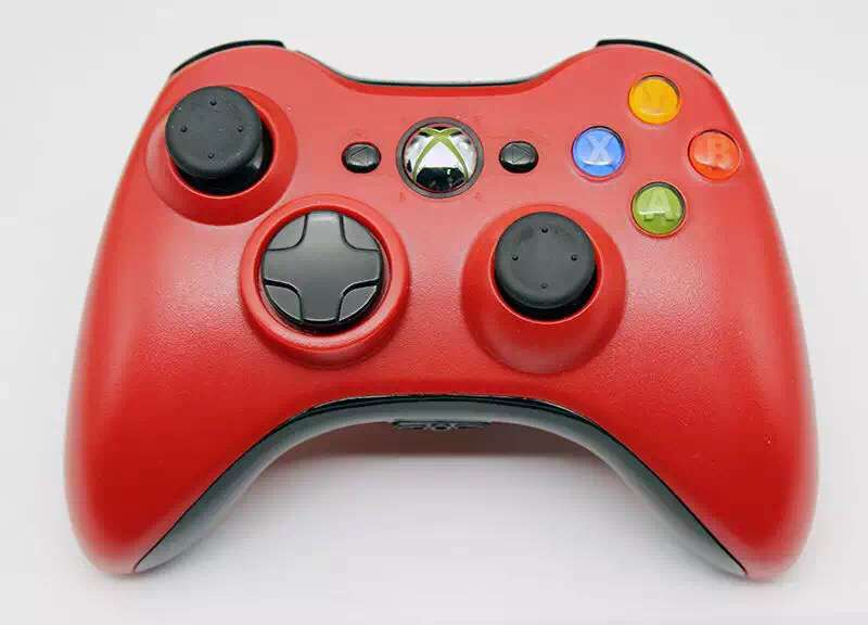Tay cầm chơi game  XBOX360 handle XBOX360 wireless handle XBOX360 game handle 360 game wireless han