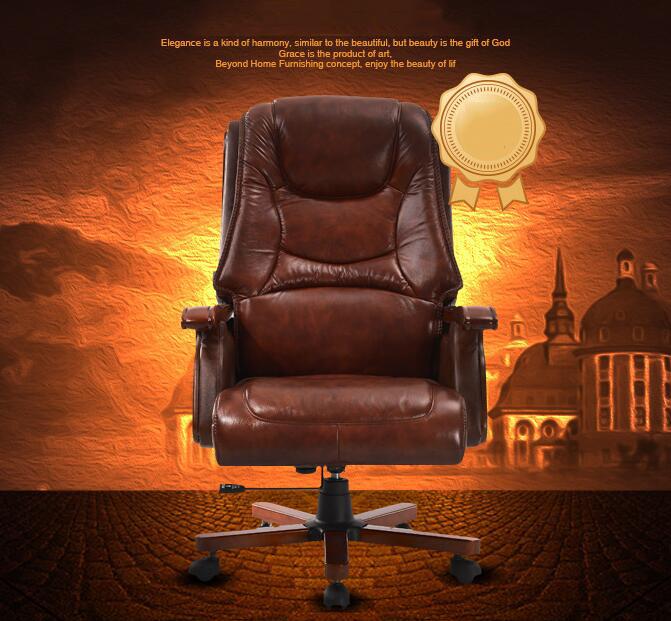 Ghế xoay tay cầm dành cho lãnh đạo INSDEA Y-807