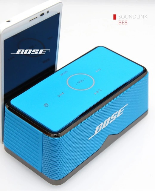 New foreign trade wholesale BE8 wireless Bluetooth bass touch car subwoofer boss sound speaker