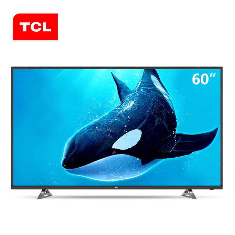 TCL D60A620U 60 Inch true 4K ten core view Wang Anzhuo smart LED LCD flat panel TV