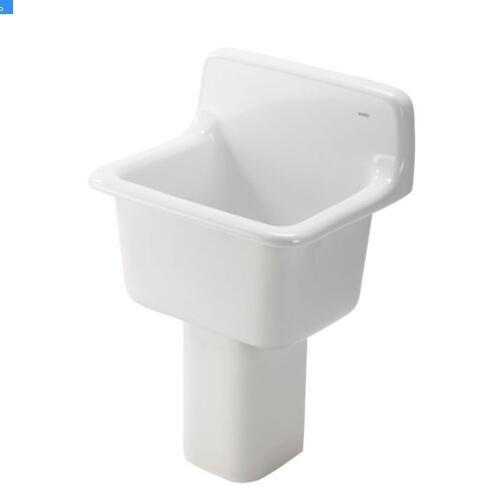 Chậu rửa mặt ốp tường TOTO SKW322B/ SKW322FB