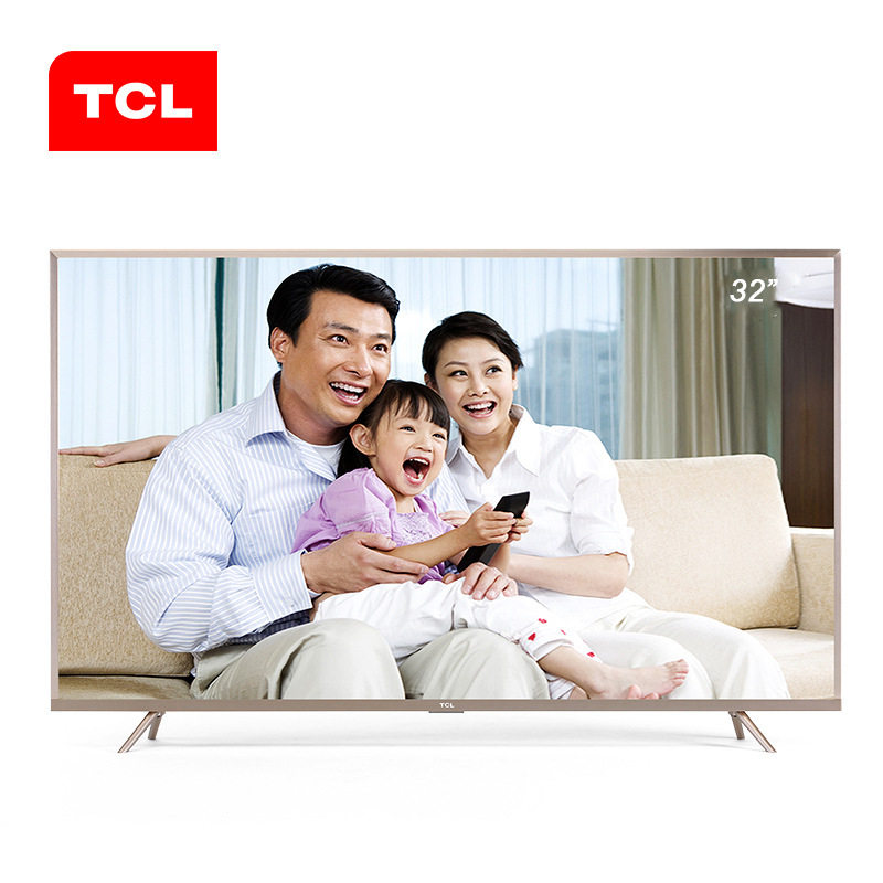 TCL L32P2 32 inch LED color gamut high 21 core 64 bit Android smart TV