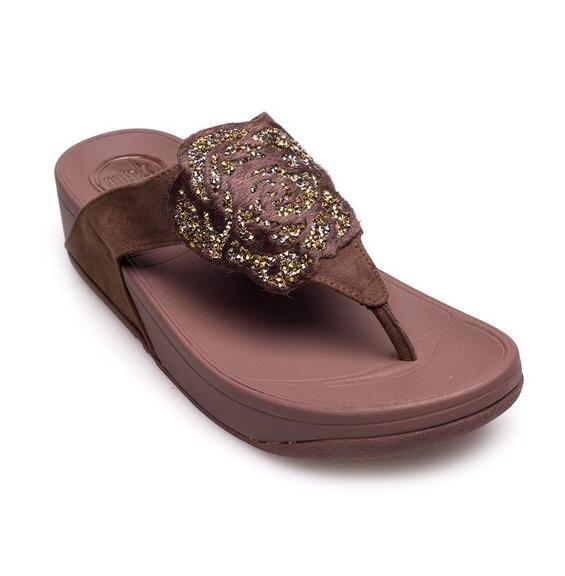 Quick Step รองเท้าผู้หญิง รองเท้าแฟชั่น - N6532-100 (Brown)