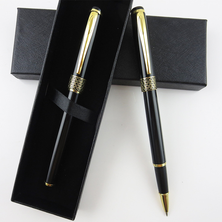 Manufacturers to supply high quality metal neutral pen business gift pen pen stationery