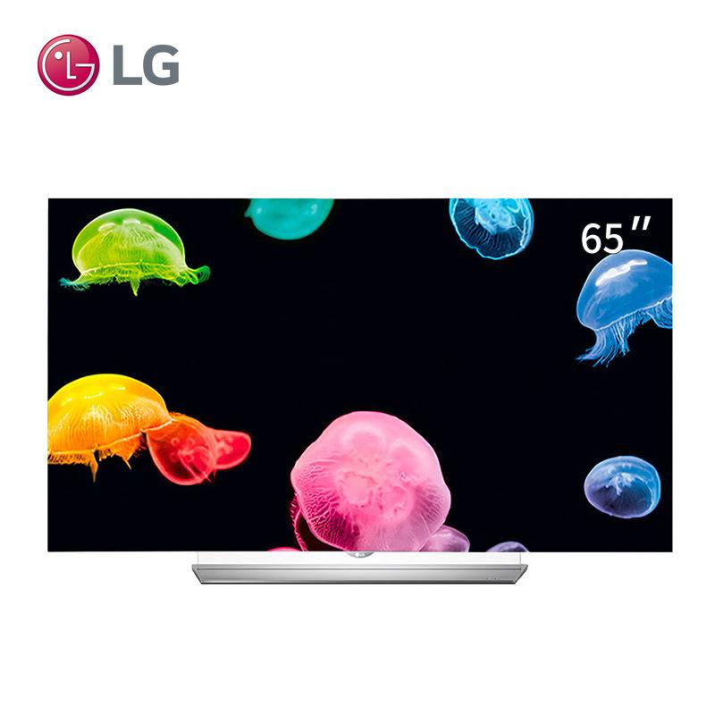 Tivi LCD   LG OLED 65EF9500lg flat-panel TV OLED self luminous LCD TV ultra-thin IPS hard screen in
