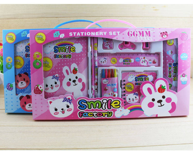 102 Korean students creative stationery gift stationery wholesale children crayons combination Chris