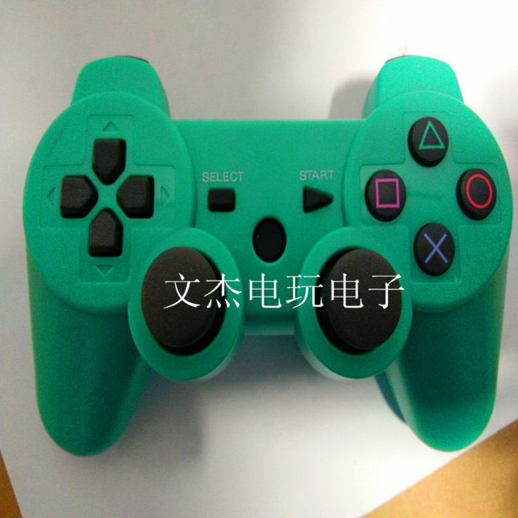 Tay cầm chơi game  [manufacturers] PS3 game handle PS3 wireless handle PS3 Bluetooth wireless handl