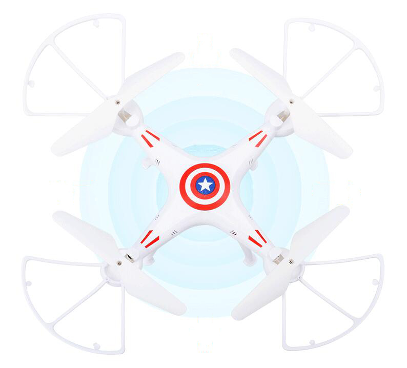 Máy bay mô hình điều khiển từ xa UAV thời gian thực truyền WIFI trên không HD