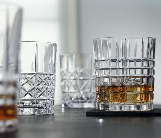 Đồ dùng gia dụng  German NACHTMANN Naiheman Holland - selected whiskey glass / cup general (4 Pack)