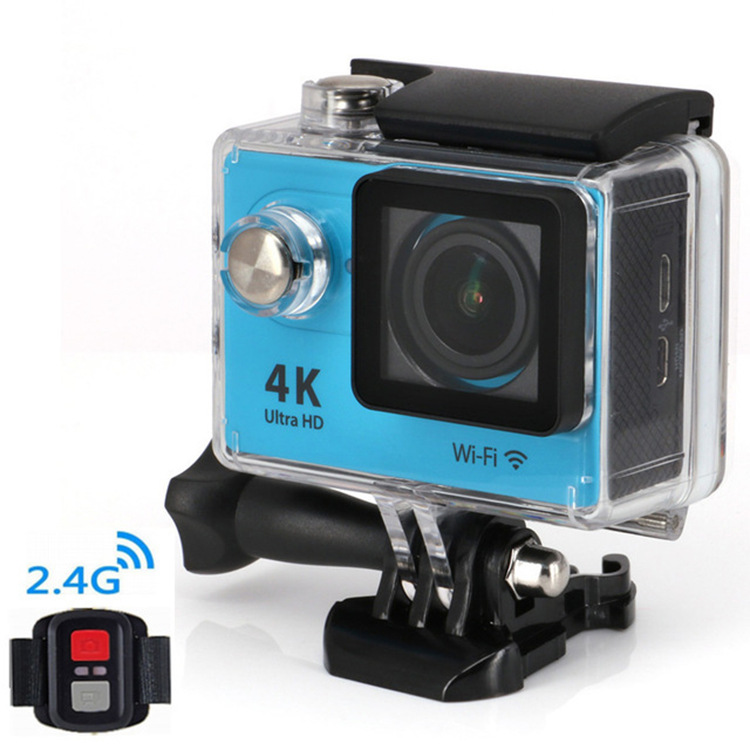 New EKEN sports digital camera 4K Mini Wireless waterproof super HD ride WIFI camera H9Rse