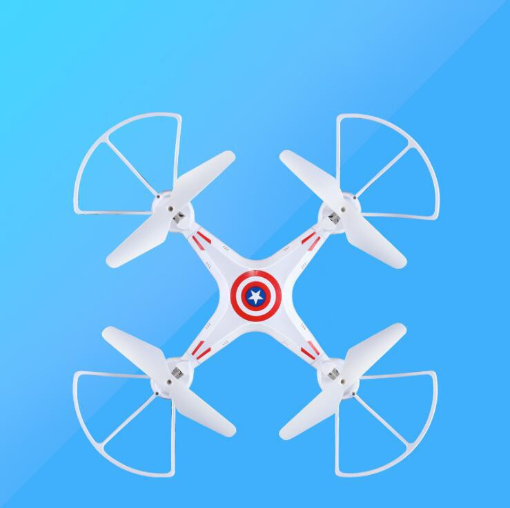 Máy bay không người lái  2.4G thuyền trưởng Mỹ