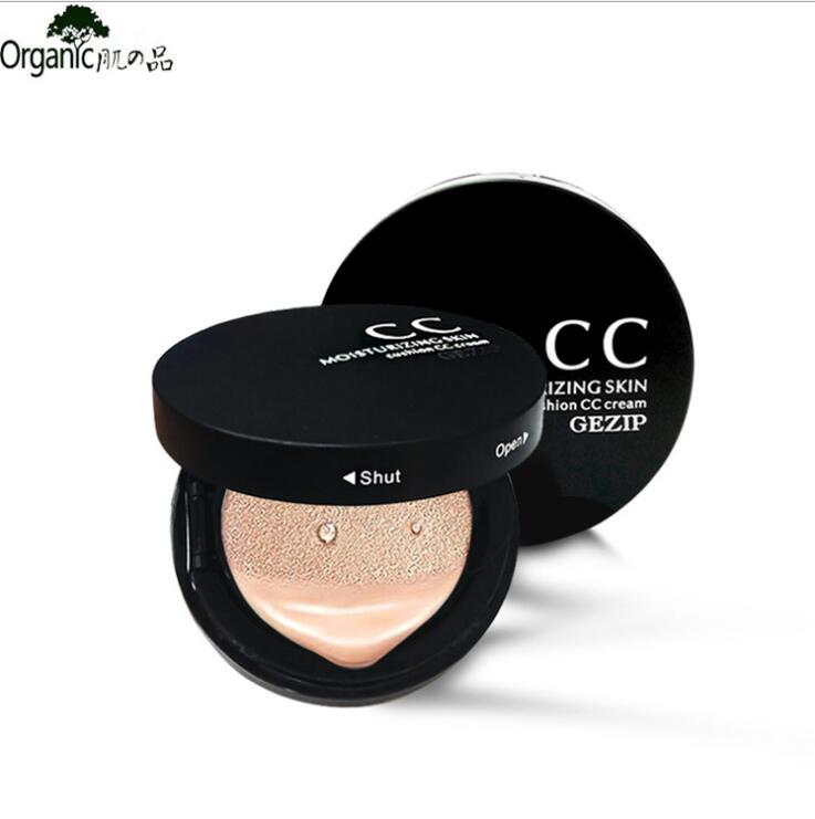 Air cushion bb cream nude makeup concealer strong lasting Moisturizing Isolated CC liquid foundation