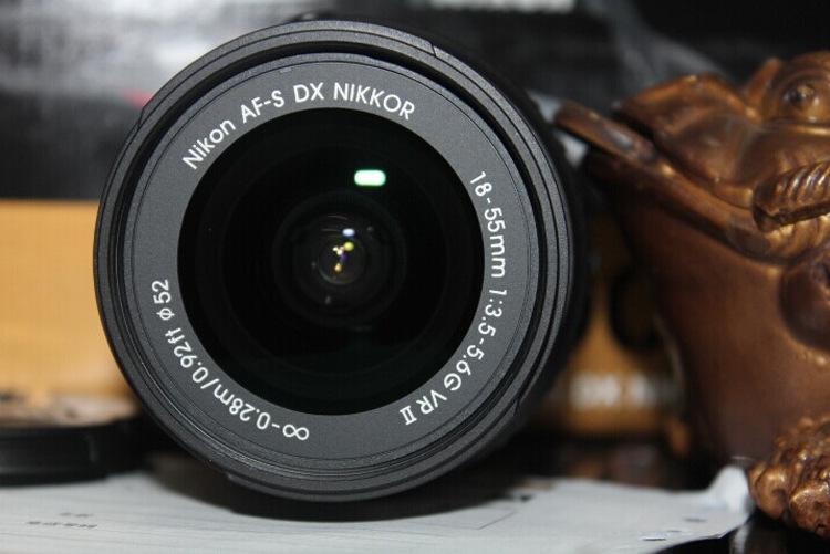 Máy ảnh phản xạ ống kính đơn / Máy ảnh SLR  Nikon Nikkor 18-105 18-140 18-300 lens scheduled for 18