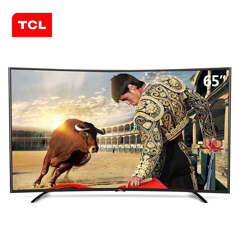 TCL L65H8800A-CF 65 inches high color gamut HD Android LED TV crazy home