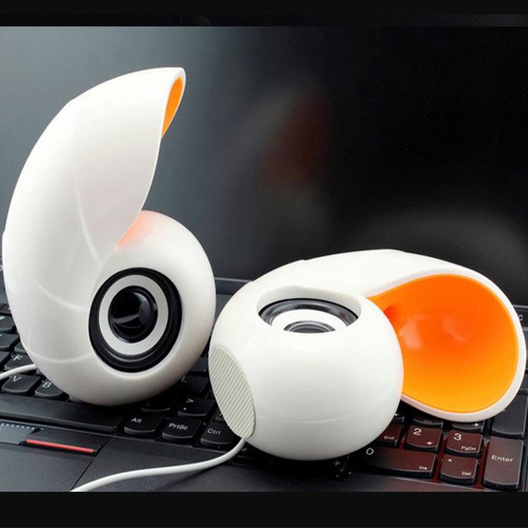 Thị trường âm h ưởng   Factory wholesale gift small audio notebook desktop computer USB portable mi