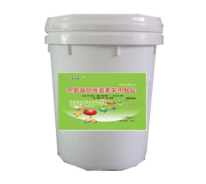 Thuốc diệt sâu chứa 5.7% Benzoate Emamectin