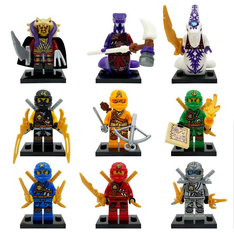Bộ lego lắp ráp Phantom Ninja