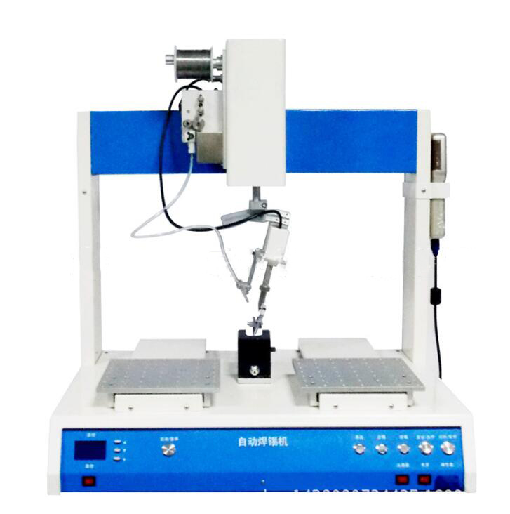 Shandong manufacturers wholesale direct single head double platform solder non standard automation e