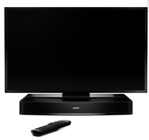 Dr. BOSE SOLO 15 II echo wall TV speakers new listing of fever TV audio