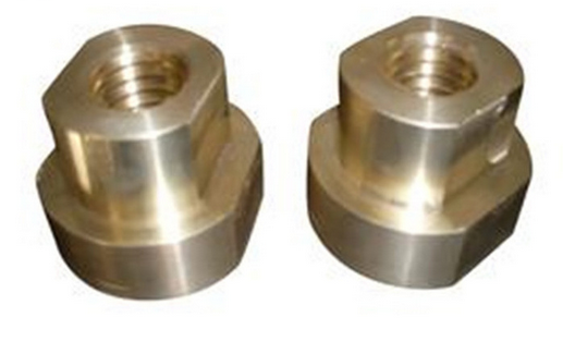 Factory direct sales of customized non - standard copper nuts a single free sample, quality assuranc