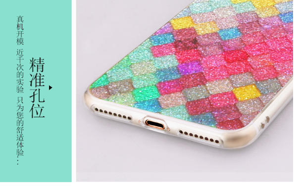 Ốp lưng Iphone 6   7 following from apple iphone6 imd glitter phone sets mate9 scales and shell x9