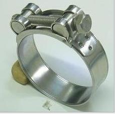 Đai kẹp(đai ôm)  Supply TJBC stainless steel hose clamp, single solid solid clamp, German-style hoop