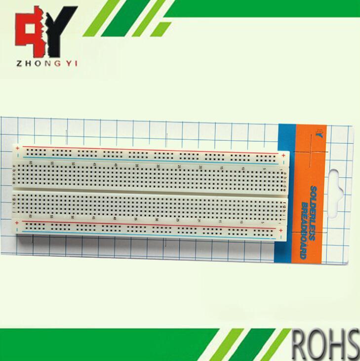 Bảng mạch tròn PCB 830 lỗ