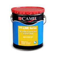 Camel modified acrylic exterior wall paint (FF)