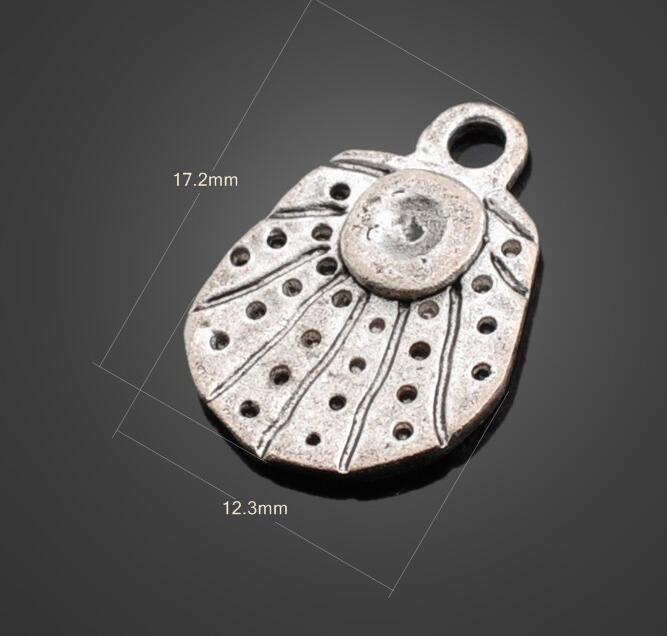 Phụ kiện kẽm bạc Hàn Quốc ZH4279