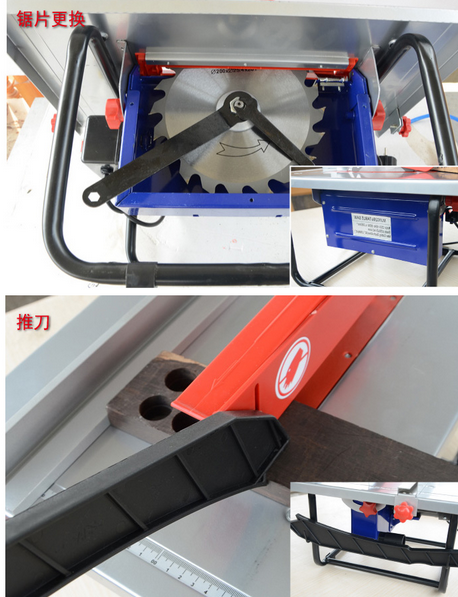 cưa   Woodworking Saw! Small saws Woodworking saws Multifunctional cutting machine 45 degree adjust