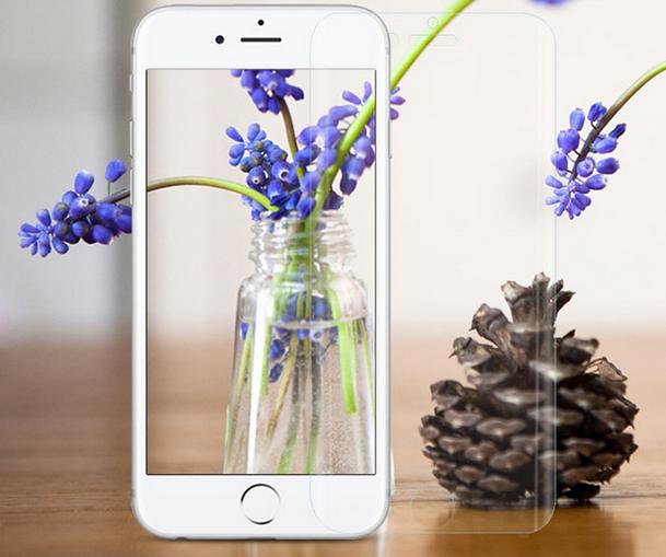 Miếng dán màn hình Iphone 6  Iphone7 full screen iphone6 plus adsorption mobile phone film protecti