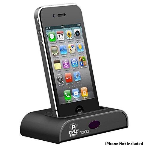 Máy Radio   Pidock1 Pyle nhà chung mở rộng cho iPhone iPod / thôn xuất âm thanh, sạc, và iTunes Syn