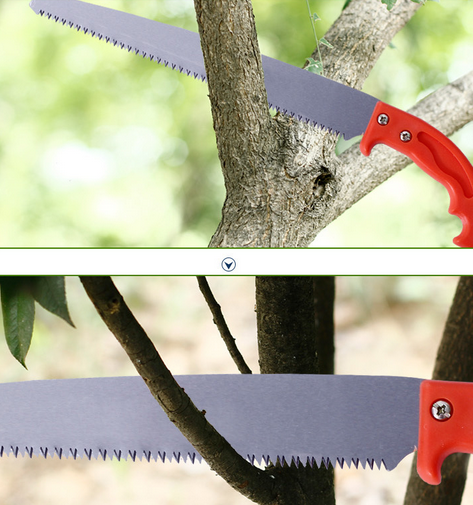 Taiwan imported from the edge of 250 hand saw orchard woodworking landscaping pruning saw gardening