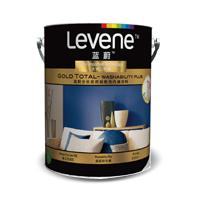 A gold LANWAN ultra washable full interior wall paint