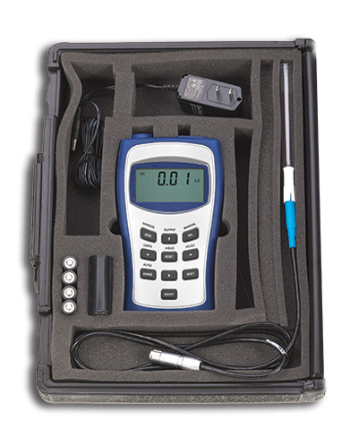 The digital Holzer effect magnetometer