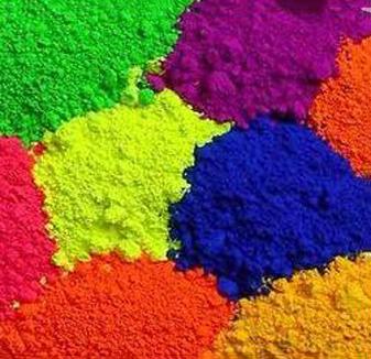 Bột màu hữu cơ : Bột màu huỳnh quang