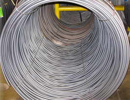 Dây cao cấp   Source supply Taiwan SAE1008 hot-rolled high-line low-carbonated SAE1008 wire rod sto