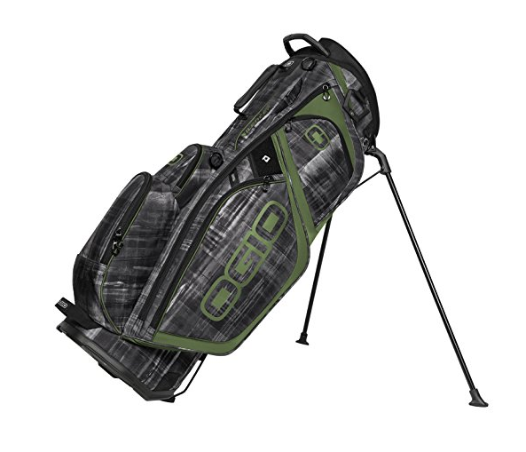 OGIO Golf 2017 Silencer Stand Bag
