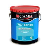 Camel resistant exterior wall paint (757)