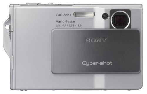Máy ảnh kỹ thuật số  Sony Cybershot máy ảnh kỹ thuật số 5.1mp zoom quang học dsct7 gấp 3 lần.