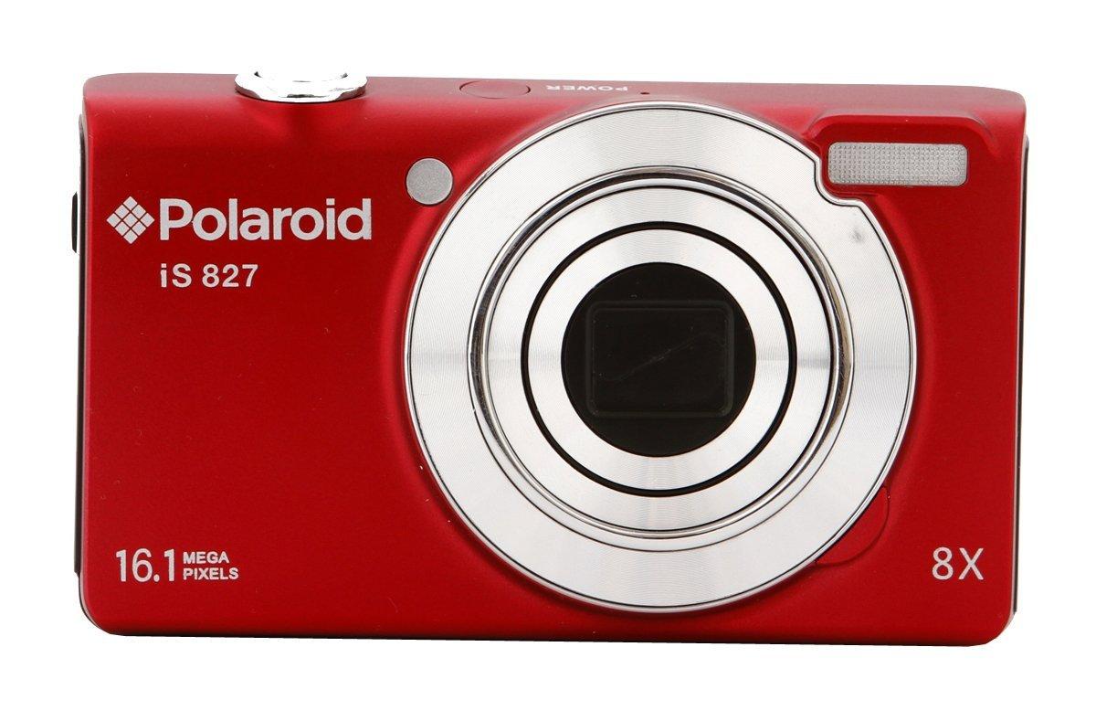 Máy ảnh kỹ thuật số  3 16.1mp tấm ảnh màn hình máy ảnh kỹ thuật số (is827-blk-pr)
