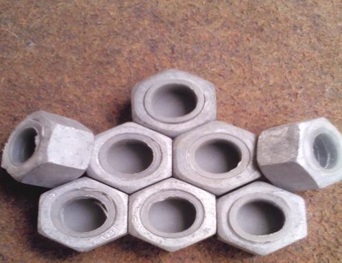 Shelf ball anti-theft nut hot galvanized anti-theft nut hexagonal anti-theft nut large quantity Cong