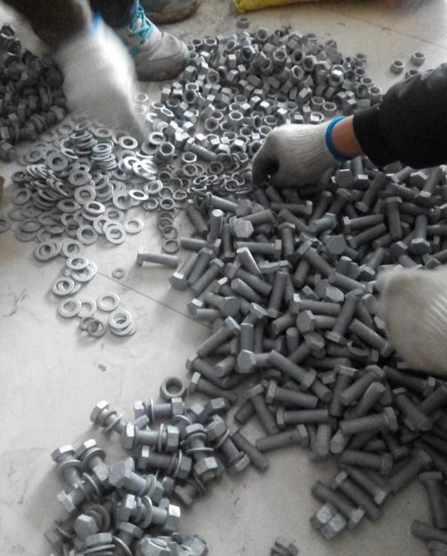 Tán Hot - Zinc Hexagon Socket Screws Hot - Galvanized Screws Hexagon Socket Screws Hot - Galvanized