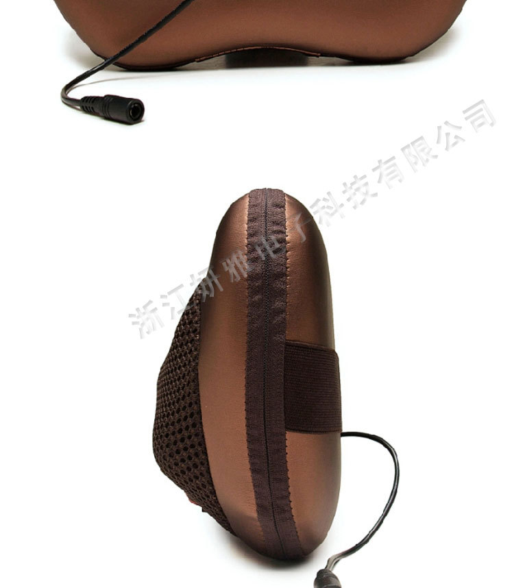 Máy massage   Intelligent vehicle manufacturers massage pillow Home Furnishing Massager Massage Pil