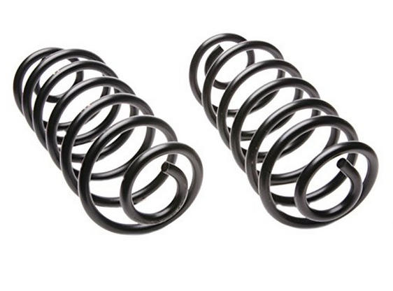 ACDelco 45H3070 Professional Rear Coil Spring Set