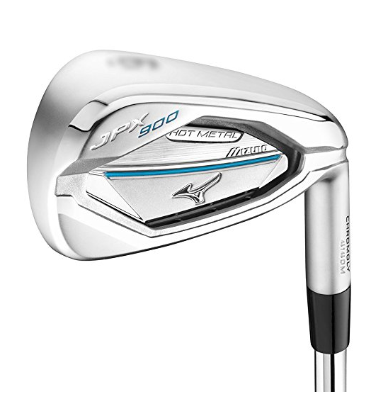 Mizuno Golf Women's JPX-900 Irons 5-SW (Graphite, Right Hand)