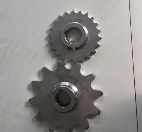Bánh răng  Manufacturers supply 304 stainless steel sprocket gear