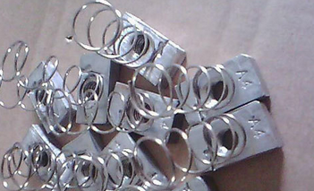 High-quality supply 316 spring nut stainless steel 316 Specifications M6 M8 M10 M12 can be customize