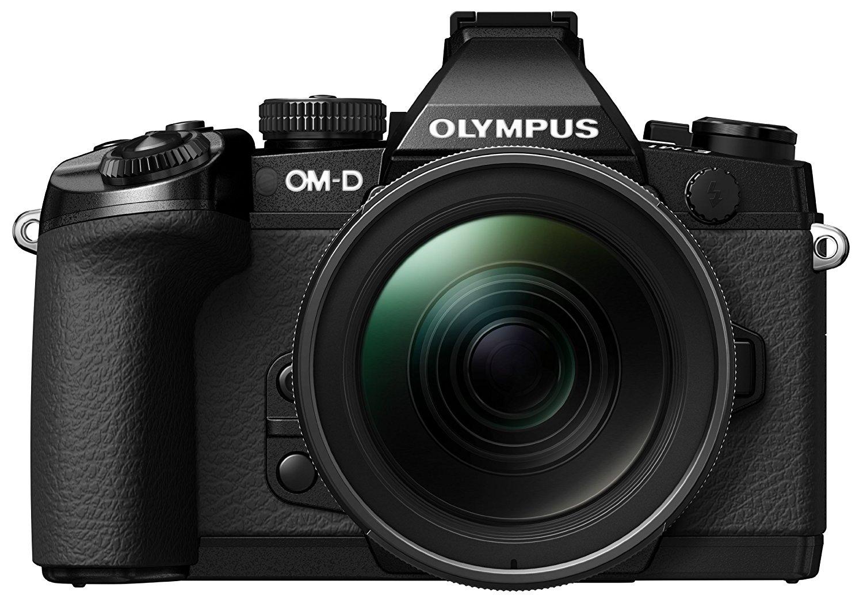Máy ảnh kỹ thuật số  Olympus E-M1 không gương 12-40mm F2.8 ống kính máy ảnh kỹ thuật số